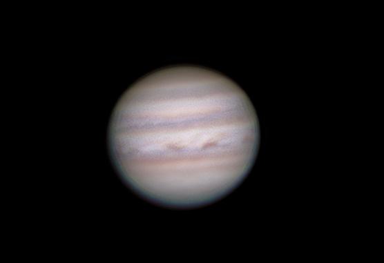 Jupiter vom 110317